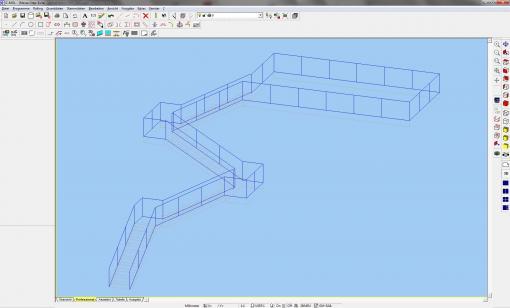 c-mol Railing - 2D3D